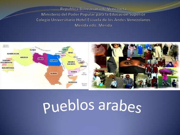 Expo cultura arabe
