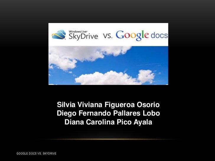 Silvia Viviana Figueroa Osorio                           Diego Fernando Pallares Lobo                             Diana Ca...