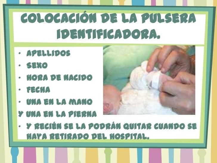 Atencion inmediata en recien nacidos - Bano del recien nacido ...