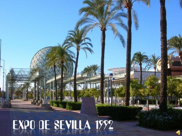    Las Exposiciones Universales son acontecimientos concebidos como escaparate público para    dar a conocer los adelanto...