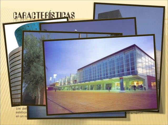    Cuando la Exposición Universal concluyó muchas de sus infraestructuras se aprovecharon para    reconvertirlas en parqu...