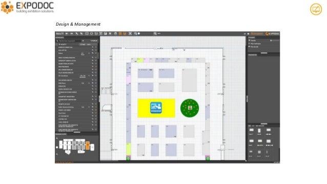 Expodoc Floor Plan User Friendly Floor Plan Design Sales