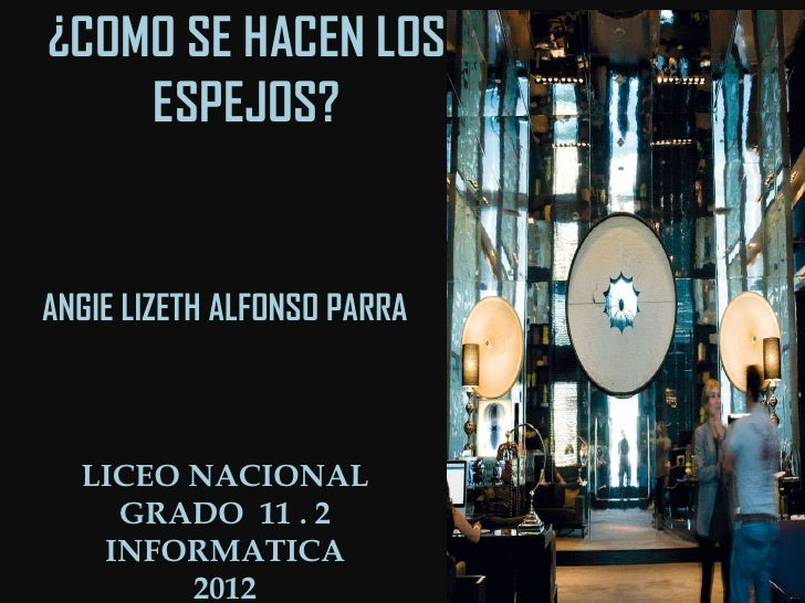 Expo Espejos