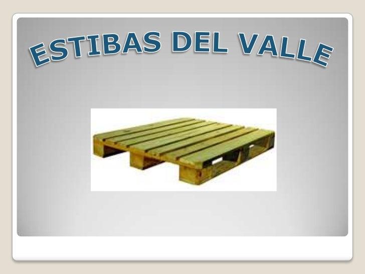    Son piezas que han sido creadas para    la movilización y el almacenamiento    de diversos productos en sectores    co...
