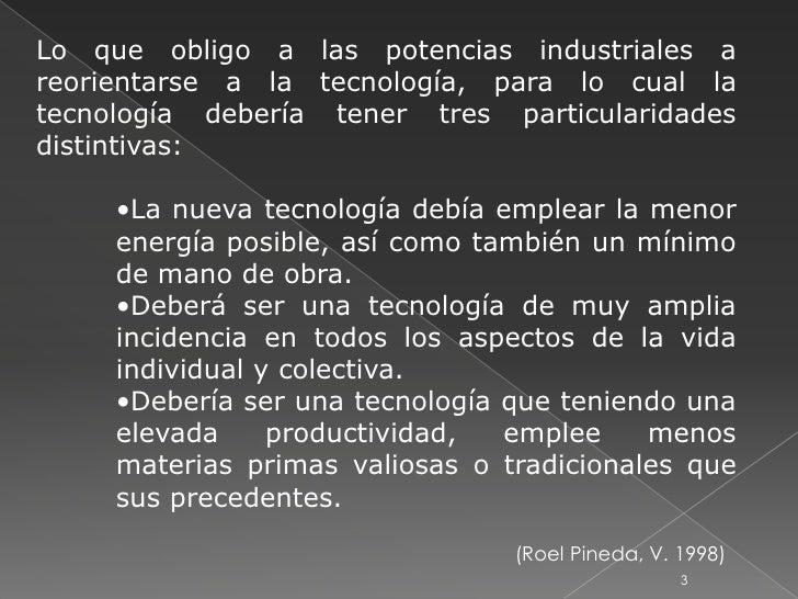 tercera revolucion industrial Slide 3