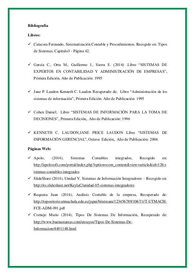 Sistemas y procedimientos contables fernando catacora pdf download