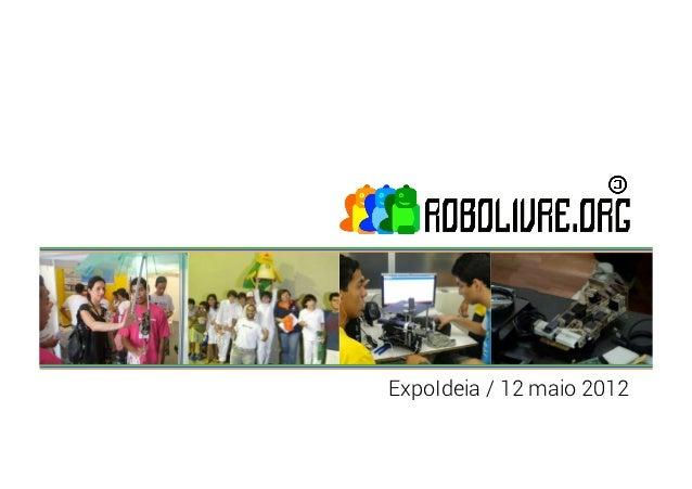 ExpoIdeia / 12 maio 2012