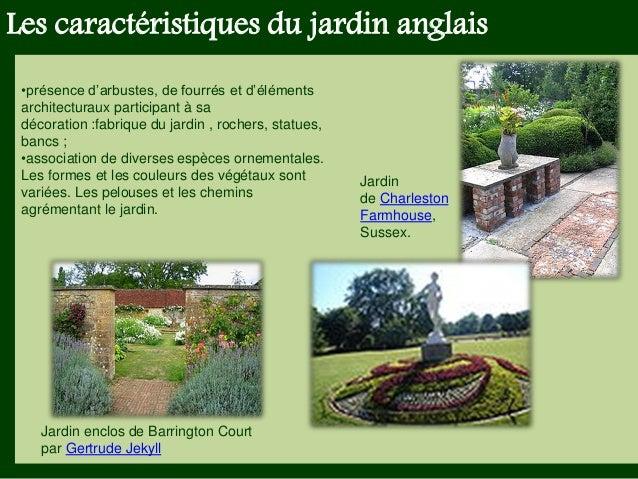 Expo jardin for Jardin anglais vegetaux