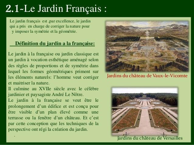 Expo jardin for Definition du jardin