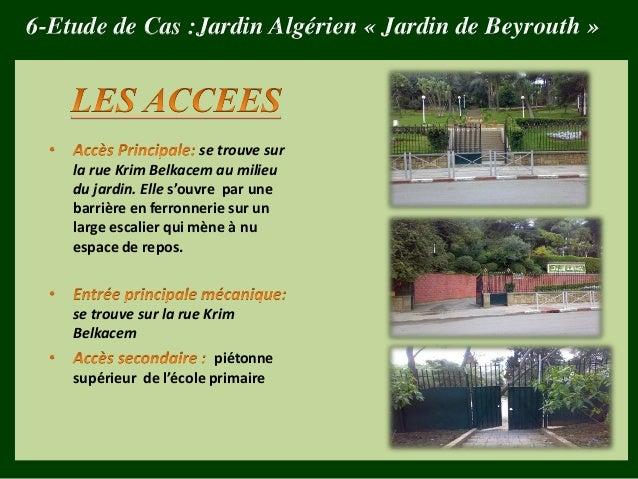 Expoé Jardin