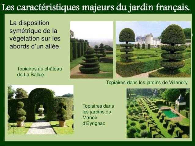Expo jardin for Jardin anglais caracteristiques