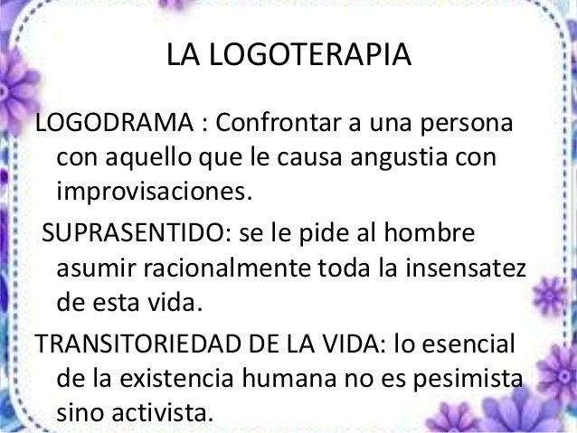 CONCEPTO DE LOGOTERAPIA EBOOK