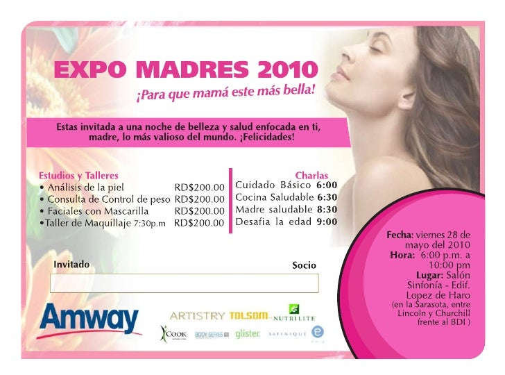 Expo Madres 2010
