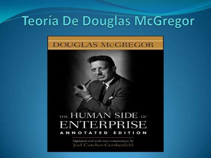 Teoría X Mc Gregor dice que las organizaciones tradicionales parten de tres supuestos o postulados básicos para someter al...