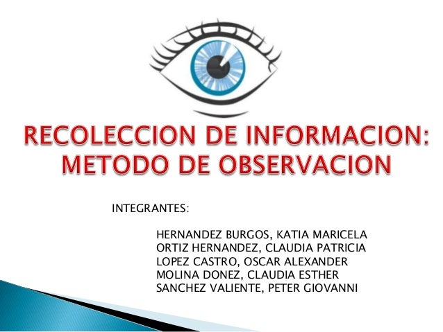 INTEGRANTES:      HERNANDEZ BURGOS, KATIA MARICELA      ORTIZ HERNANDEZ, CLAUDIA PATRICIA      LOPEZ CASTRO, OSCAR ALEXAND...