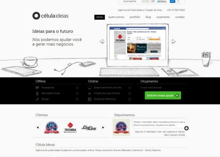 Facebook Marketing - ExpOn 2011 - @alineideias Slide 3