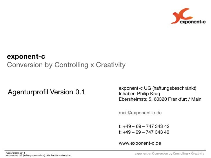 exponent-c!Conversion by Controlling x Creativity                                                                  exponen...
