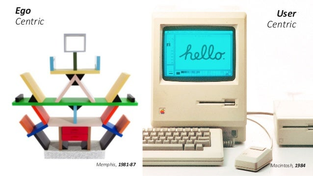 Memphis, 1981-‐87  Macintosh, 1984  1937 Alan Turing develops the theory of compuRng machine  1963 Douglas ...