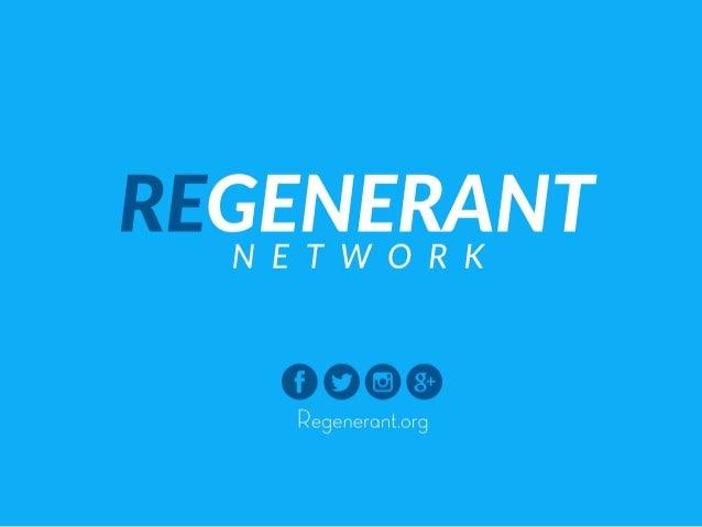 EAST MEETS WEST ASIAN AMERICAN CHURCH PLANTING Ray Chang & DJ Chuang ReGenerant Network ReGenerant.org