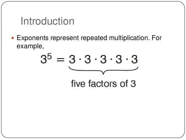 Algebra: Properties of Exponents | XoaX.net Video Tutorials