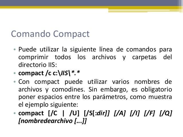 Administrar el Almacenamiento de Datos Slide 3