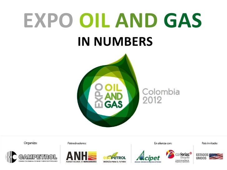 EXPO OIL AND GAS    IN NUMBERS