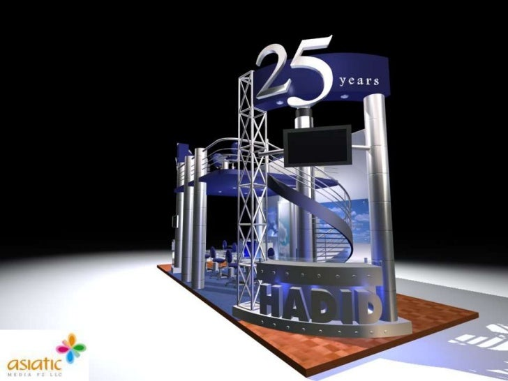 how to build a trade show booth