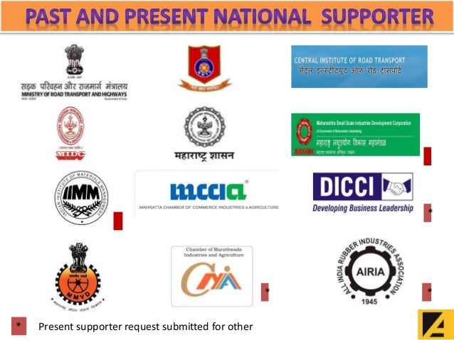 Supporter for Pune AUTO Expo : National Level Industrial association Chamber Shri Milind Kamble – Chairman National SC / S...