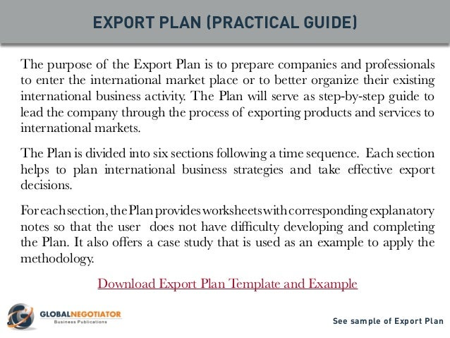 Day trading business plan template fresh export business plan.