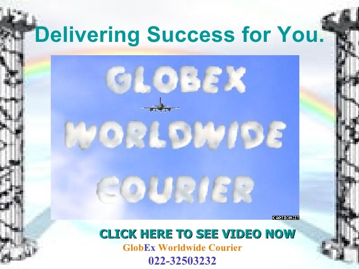 Delivering Success for You. CLICK HERE TO SEE VIDEO NOW