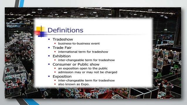 Increasing sales with Exhibition- Digital media,Export Slide 3