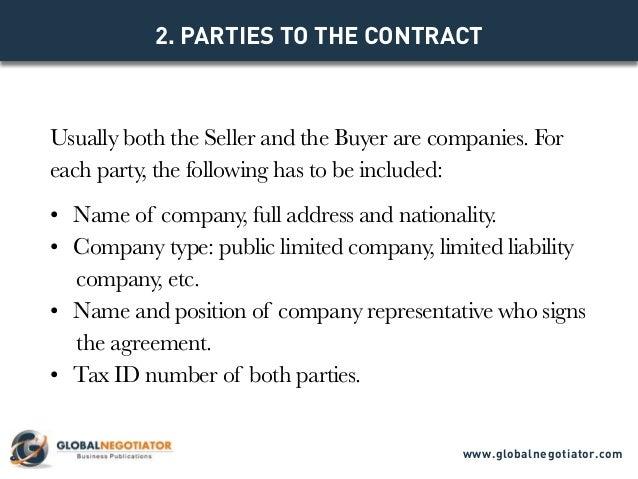 Attractive DEFINITION Www.globalnegotiator.com; 3. Regard To Export Agreement Sample