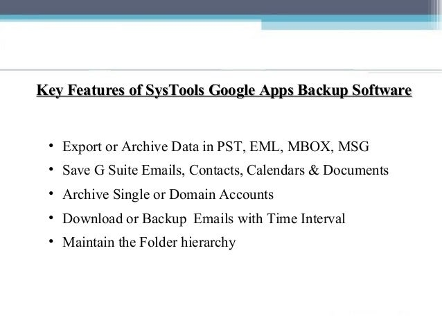 google apps download email archive