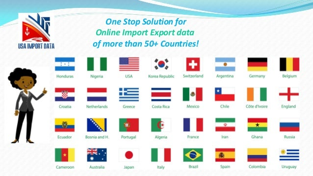 Export Import Business Trade Data, Export Import Data Company