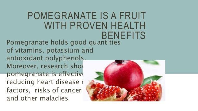 Exporting pomegranate