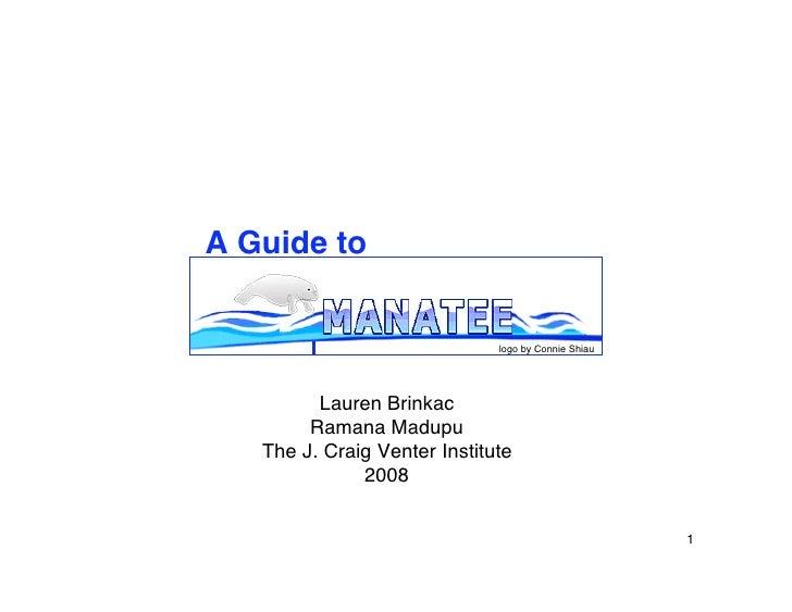 A Guide to                                 logo by Connie Shiau              Lauren Brinkac         Ramana Madupu    The J...