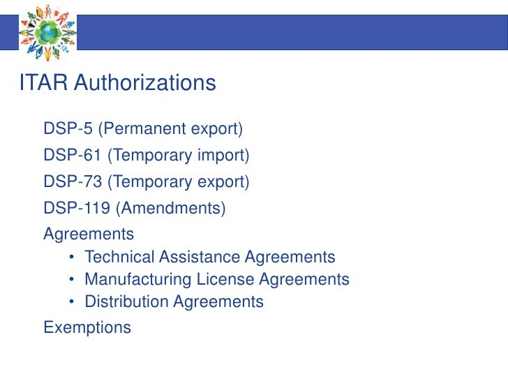 Export Presentation Updated January 27 2011