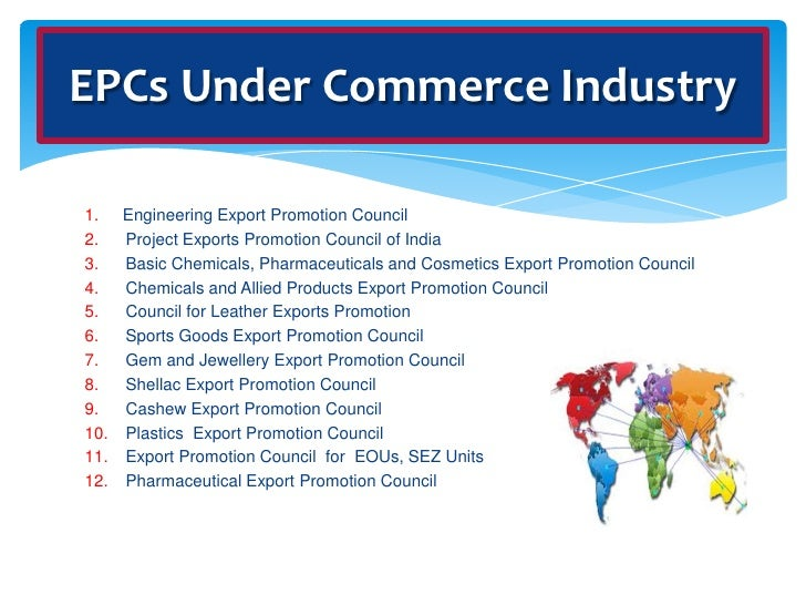 export promotion council
