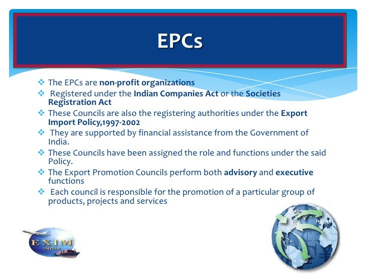 export promotion council Submission of applications for export expansion grant at nigerian export promotion council request for information, proposal or quotation abuja, federal capital.