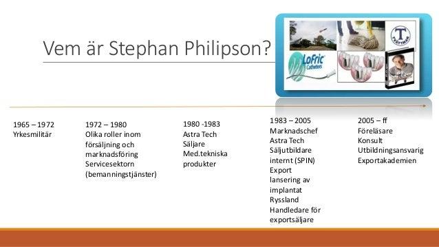 Föreläsningsmaterial - Exportsäljare Slide 2