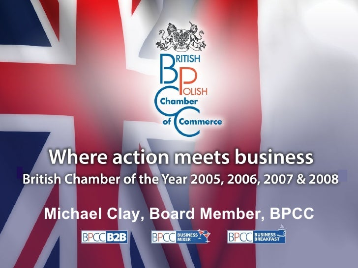 Michael  Clay, Board Member, BPCC
