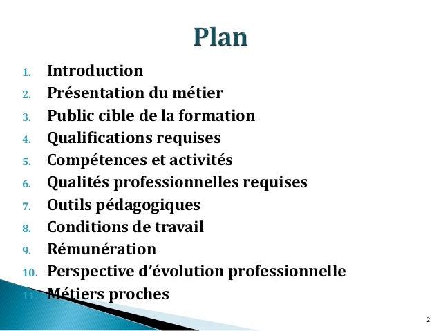 Exposé fiche-métier-formateur-delf-dalf Slide 2