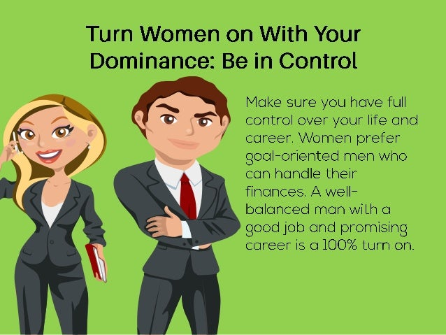 how to turn on a woman