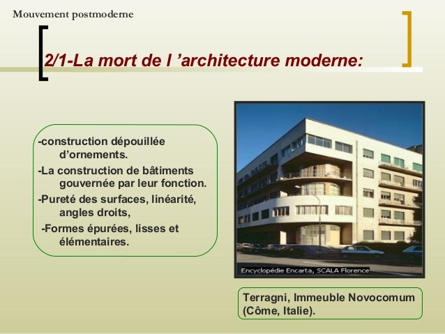 Expos e sur jean nouve l for Modernisme architecture definition