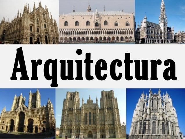 Arte g tico arquitectura escultura pintura y otros for Que es arte arquitectura