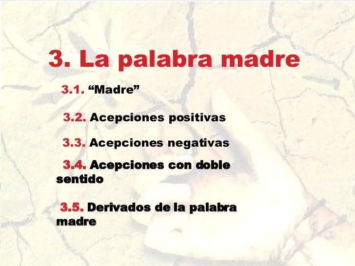 Exposición De La Palabra Madre En México