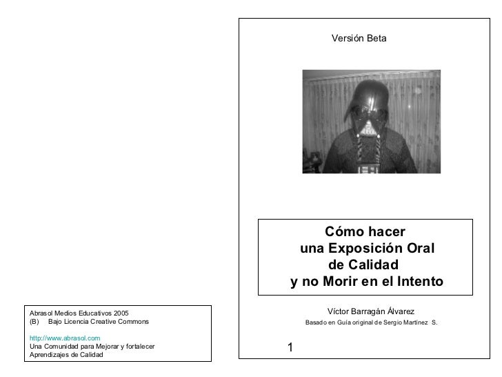 1 <ul><li>Abrasol Medios Educativos 2005 </li></ul><ul><li>Bajo Licencia Creative Commons  </li></ul><ul><li>http :// www....