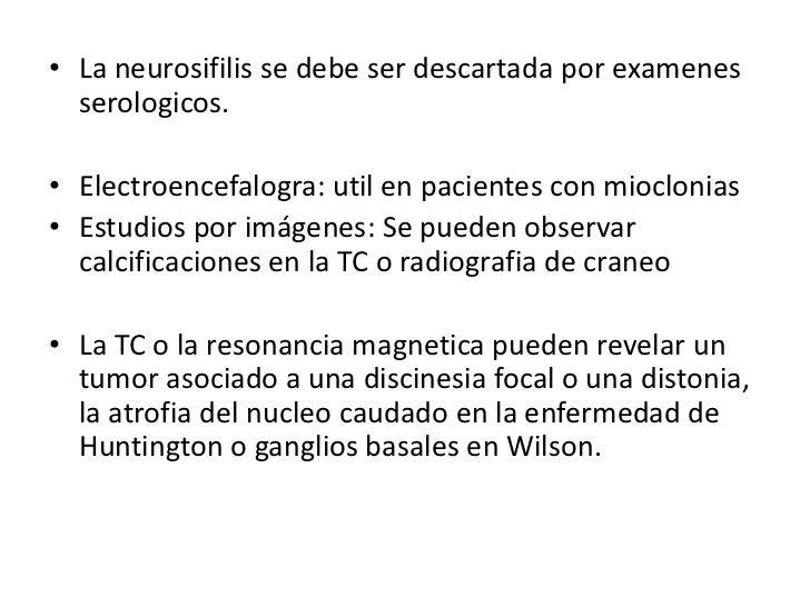Exámenes complementarios<br />En la enfermedad de Wilson es importante determinacion del cobre en plasma y orina, y la de ...