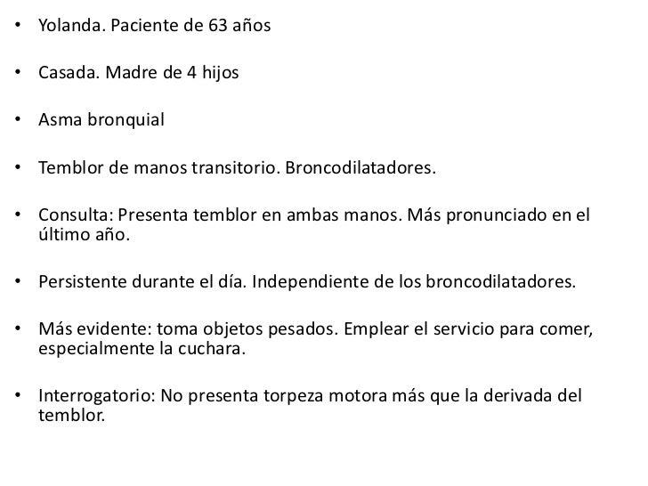 Caso clínico<br />
