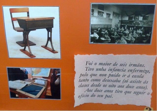 Exposición biografía Xesús San Luís Romero Slide 3